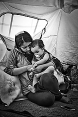 WAITING - refugee in Lebanon and Greece