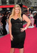03.JULY.2012. LONDON<br /> <br /> GEMMA COLLINS ATTENDS THE UK PREMIERE OF KATY PERRY PART OF ME 3D AT THE EMPIRE CINEMA, LEICESTER SQUARE.<br /> <br /> BYLINE: EDBIMAGEARCHIVE.CO.UK<br /> <br /> *THIS IMAGE IS STRICTLY FOR UK NEWSPAPERS AND MAGAZINES ONLY*<br /> *FOR WORLD WIDE SALES AND WEB USE PLEASE CONTACT EDBIMAGEARCHIVE - 0208 954 5968*