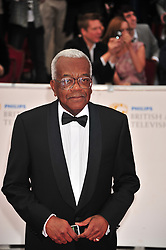 © licensed to London News Pictures. London, UK  22/05/11 Sir Trevor McDonald attends the BAFTA Television Awards at The Grosvenor Hotel in London . Please see special instructions for usage rates. Photo credit should read AlanRoxborough/LNP