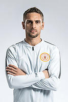 **EXCLUSIVE**Portrait of Brazilian soccer player Olivio da Rosa, also known as Ivo, of Beijing Renhe F.C. for the 2018 Chinese Football Association Super League, in Shanghai, China, 24 February 2018.