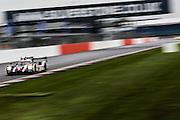 Porsche Team | Porsche 919 Hybrid | with drivers | Timo Bernhard | Mark Webber | Brendon Hartleyy | 2016 FIA World Endurance Championship | Silverstone Circuit | England |17 April 2016. Photo by Jurek Biegus.