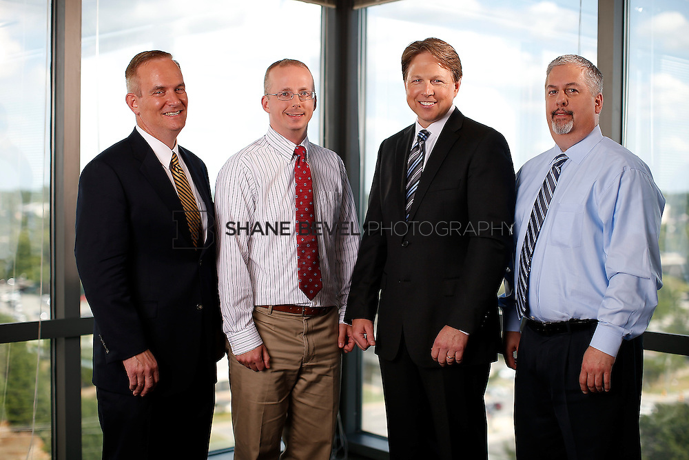 6/27/16 4:51:48 PM --  Warren Clinic Doctors group pose for a photo in the Warren Clinic Tower. <br /> <br /> Photo by Shane Bevel