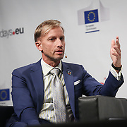 20160616 - Brussels , Belgium - 2016 June 16th - European Development Days - Sustainable health care for all by 2030 - Shared effort for a common goal - Mark Dybul , Executive Director , The Global Fund to Fight AIDS , Tuberculosis and Malaria © European Union