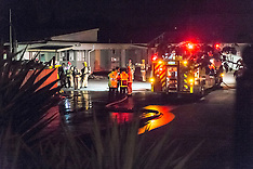 Auckland-Suspicious fire at Avondale Islamic Centre