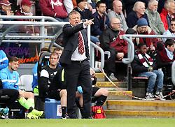 Northampton Town Manager Chris Wilder - Mandatory byline: Robbie Stephenson/JMP - 07966 386802 - 10/10/2015 - FOOTBALL - Sixfields Stadium - Northampton, England - Northampton Town v Hartlepool - Sky Bet League Two
