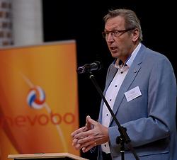 17-05-2014 NED: Nationaal Volleybalcongres, Amersfoort<br /> Met het thema Goud in handen zal het congres het platform voor kansdeling en uitwisseling zijn voor bestuurders / Jaap Boom