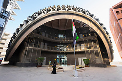 Institute of Science and Technology at Masdar City in Abu Dhabi United Arab Emirates