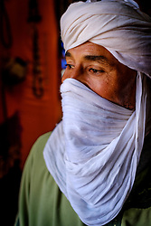 Portrait of a shopkeeper, southern Moroco<br /> <br /> (c) Andrew Wilson | Edinburgh Elite media
