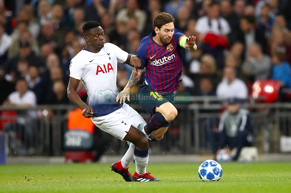 صور مباراة : توتنهام - برشلونة 2-4 ( 03-10-2018 )  38927155