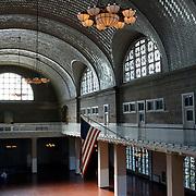 Ellis Island, Registry Hall