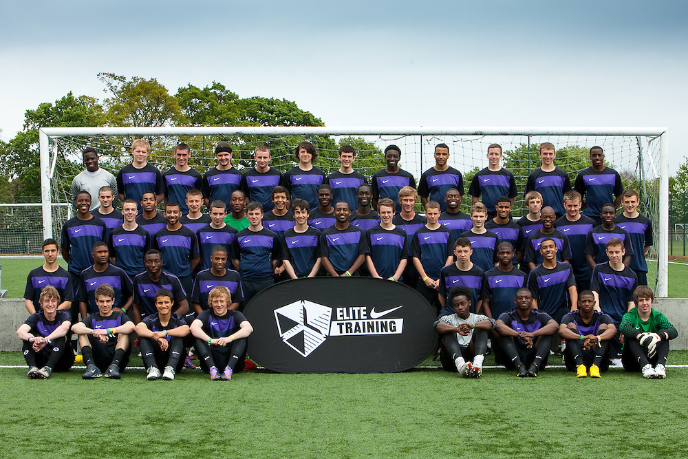 Nike Football Elite Training camp, Fulham.