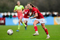 Charlie Wellings of Bristol City - Mandatory by-line: Ryan Hiscott/JMP - 24/11/2019 - FOOTBALL - Stoke Gifford Stadium - Bristol, England - Bristol City Women v Manchester City Women - Barclays FA Women's Super League