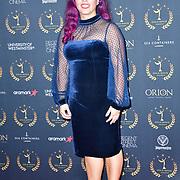 Carolina Oliva Pedroza a production at Gold Movie Awards at Regents Street Theatre, on 9th January 2020, London, UK