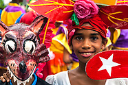 Carnival Santiago de Cuba