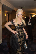 LANA HOLLOWAY, Russian Debutante Ball, Grosvenor House. London. 15 November 2015