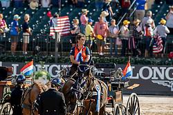 Marie De Ronde-Oudemans<br /> World Equestrian Games - Tryon 2018<br /> © Hippo Foto - Dirk Caremans<br /> 23/09/2018
