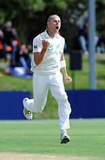 Dunedin-Cricket, New Zealand v South Africa, 1st test, day 1