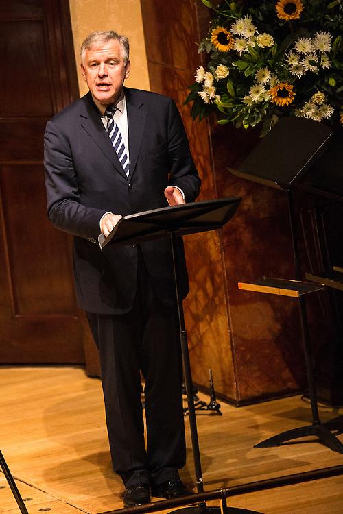 Ambassador Martin EICHTINGER, Ambassador of the Federal Republic of Austria