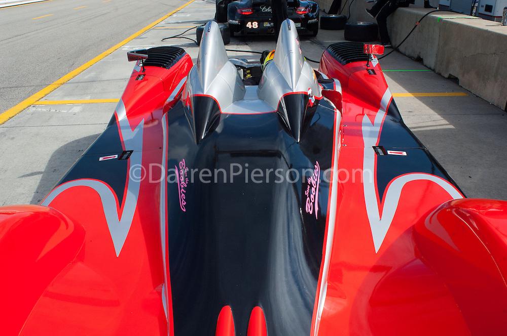 #18 Performance Tech Motorsports ORECA FLM09 Tristan Nunez, Charlie Shears
