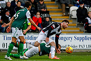 substitute Sam Jamieson of St Mirren during the Ladbrokes Scottish Premiership match between St Mirren and Hibernian at the Simple Digital Arena, Paisley, Scotland on 29th September 2018.