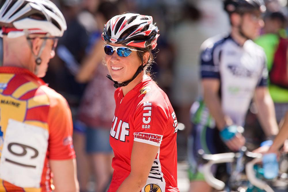 Jenny Wren SandersClam Festival Bike Race 2009