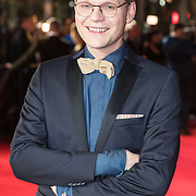 NLD/Amsterdam/20171012 - Televizier-ring Gala 2017, Luuk Ikking