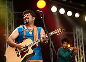 Raghu Dixit Cambridge Folk Festival 27th July 2012