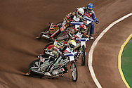 The FIM British Speedway Grand Prix at the Millennium Stadium in Cardiff. pic by Andrew Orchard