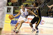 Taranto 07-06-2011<br /> Qualifying Tournament Eurobasket Women 2011<br /> Italia-Belgio<br /> Nella foto Angela Gianolla<br /> Foto di Ciamillo-Castoria