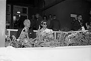 07/07/1965<br /> 07/07/1965<br /> 07 July 1965<br /> Princess Grace of Monaco at the Irish Open Tennis Championships at Fitzwilliam Lawn tennis club, Appian Way, Dublin.