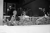 1965 - Princess Grace of Monaco at the Irish Open Tennis Championships