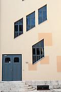 Henry-van-de-Velde-Bau, Bauhaus Universität, Weimar, Thüringen, Deutschland   Henry van de Velde Building, Bauhaus University, Weimar, Thuringia, Germany