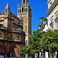 Welcome to Casco Antiguo in Seville, Spain<br />