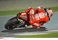 NICKY HAYDEN USA..DUCATI MARLBORO TEAM..DUCATI..MotoGP Grand Prix Qatar 2010 (Circuit Losail) ..11.04.2010..PSP/LUKASZ SWIDEREK *** Local Caption *** hayden (nicky)