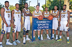 2015-16 A&T Men's Basketball Team Pictures