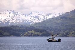 USA ALASKA KODIAK 27JUN12 - Coastline near Kodiak, Alaska.....Photo by Jiri Rezac / Greenpeace