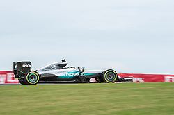 October 23, 2016: Nico Rosberg #06 with Mercedes AMG Petronas Formula One Team in action United States Grand Prix, Circuit of the Americas. Austin, TX. Mario Cantu/CSM (Credit Image: © Mario Cantu/Cal Sport Media)