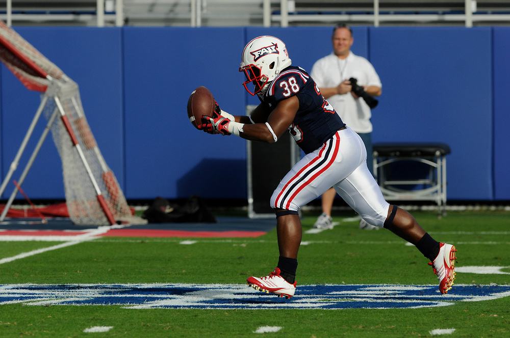 2011 FAU Football vs Louisiana-Monroe