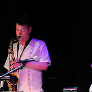 Saxophonist and PMAC faculty member Matt Langley performs in Jazz Night 2012 at The Loft in Portsmouth, NH PMAC faculty member Nicole Hajj performs in Jazz Night 2012 at The Loft in Portsmouth, NH