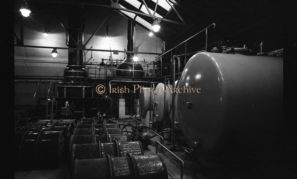 Views of Jameson Distillery.30/12/1969