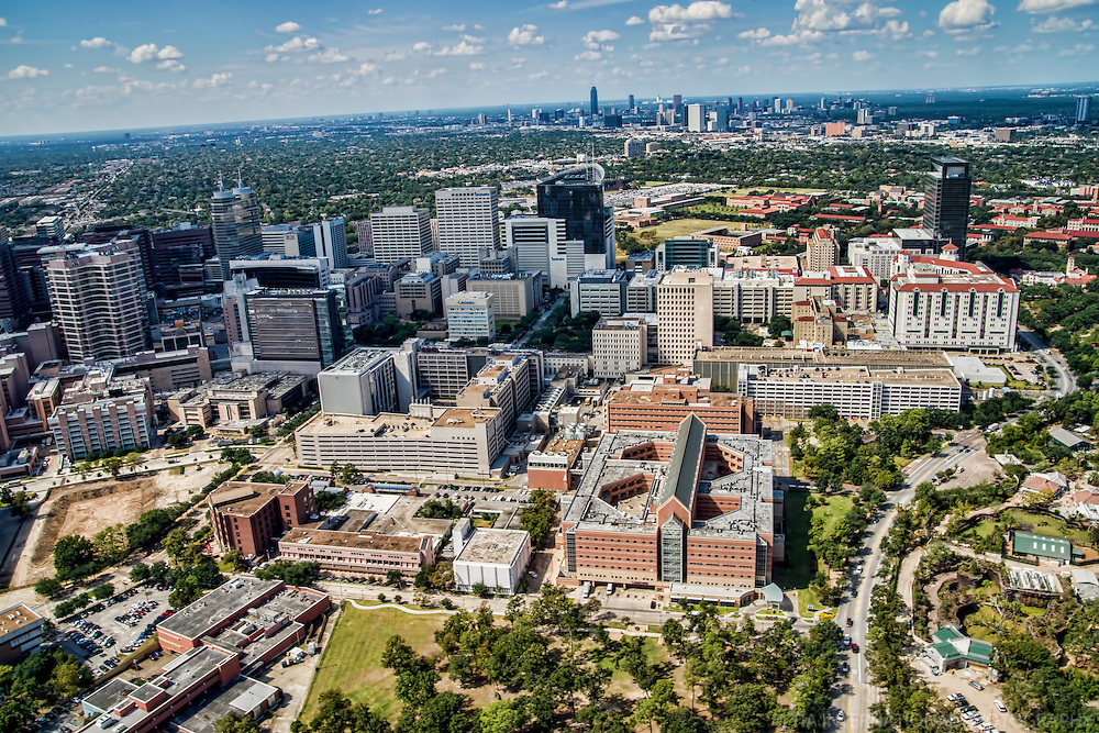 Texas Medical Center (largest medical center in the world)