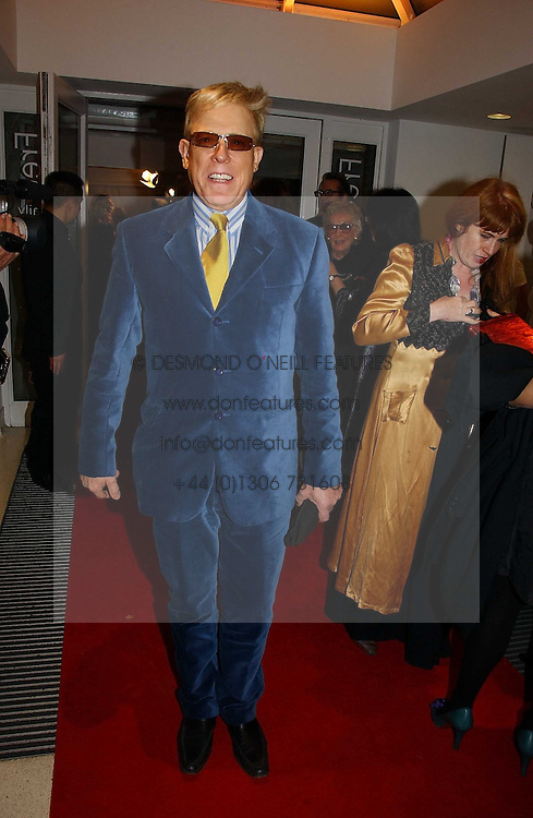 ANTHONY PRICE at a party to celebrate the 90th birthday of Vogue magazine held at The Serpentine Gallery, Kensington Gardens, London on 8th November 2006.<br /><br />NON EXCLUSIVE - WORLD RIGHTS