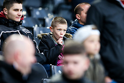 Bristol City fans - Rogan/JMP - 07/12/2019 - Craven Cottage - London, England - Fulham v Bristol City - Sky Bet Championship.