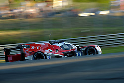 June 18, 2017 - Le Mans, Sarthe, France - IDEC Sport Racing Michelin Ligier JSP217 - rider PATRICE LAFARGUE (FRA) in action during the race of the 24 hours of Le Mans on the Le Mans Circuit - France (Credit Image: © Pierre Stevenin via ZUMA Wire)