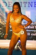 Fabiola Patricia Trabanino Herrera de El Salvador participa en la categoria de Boddyfitness JuvenilSabado JAN 25, 2015 en el Quinto Campeonato Centroamericano de Fitness, boddyfitness Juvenil, Women's Physique, Bikini Master, Bodyfitness, Bikini San Salvador, El Salvador Photo: Edgar ROMERO/Imagenes Libres.