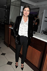 TopShop creative director KATE PHELAN at a party hosted by TopShop to celebrate 10 years of NEWGEN and 10 years of supporting Brtish Fashion held at Le Baron, 29 Old Burlington Street, London W1 on 21st February 2012.