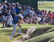 US Open Golf Round 2 - 16 June 2017