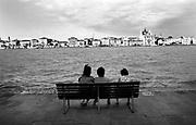 """Venezia, Giudecca, """"Venezia, guardando le Zattere dalla Giudecca"""" ©"""