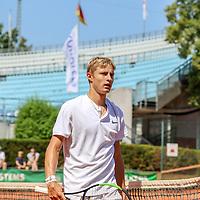 "2. BL Herren 2018: LTTC ""Rot-Weiß"" vs. TuS Sennelager - 29.07.2018"