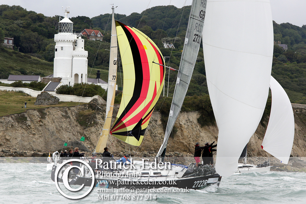 2017, July 1, Round the island Race, Round the Island Race, UK, Isle of Wight, Cowes, JOLLY JELLYFISH, GBR 2722R